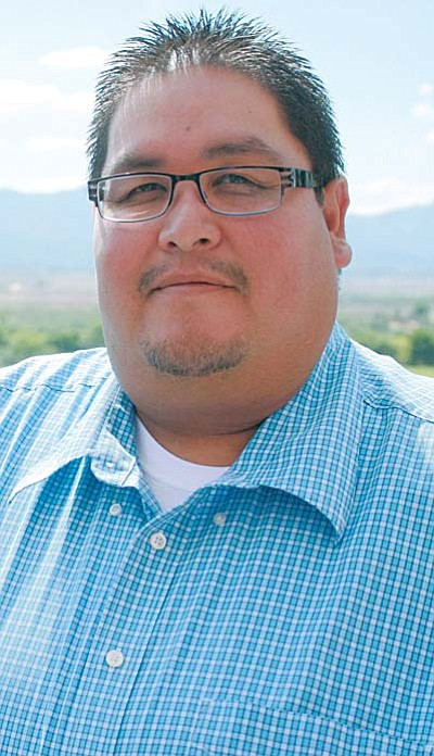 Yavapai-Apache Nation Chairman Thomas Beauty