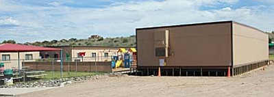 """Beginning with the 2015-2016 school year, United Christian School in Camp Verde will expand to K-12, offering the first classical Christian curriculum in the Verde Valley. UCS Principal Kathy Becker said that everything came together """"at the right time. It is very exciting to be able to offer this curriculum to students all throughout the Verde Valley."""" VVN photo by Greg Macafee"""