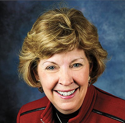 Yavapai College President Penny Wills