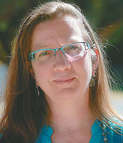 Camp Verde Librarian Kathy Hellman submitted an application for a grant-funded project through an e-newsletter from StarNet, which encouraged small, rural communities to apply to be hosts of the NASA exhibit. <br /><br /><!-- 1upcrlf2 -->