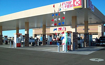 Circle K Convenience Stores plans to model its new Camp Verde superstore after its Casa Grande location, pictured. (Photo courtesy of Dobie Champion)