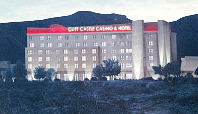 DreamCatcher Hotels will develop Cliff Castle Casino's new hotel. (Courtesy of Yavapai-Apache Nation)