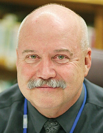 """""""When you try to keep your support staff, your technology people, you're not just competing with other schools. You're competing with industry.""""<br /><br /><!-- 1upcrlf2 -->-- Dennis Goodwin, Camp Verde School Superintendent"""