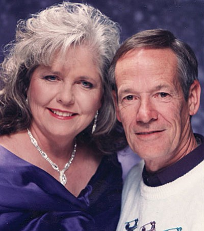 William J. and Barbara Rogers