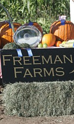 Freeman Farms in Chino Valley received several awards at this past year's Yavapai County Fair. Courtesy photo