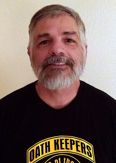 Jim Arroyo is president of the Yavapai County chapter of Oath Keepers. (Courtesy photo)