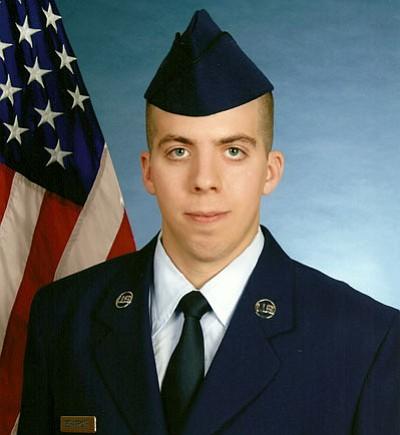 Air Force Airman Joshua L. Schafroth