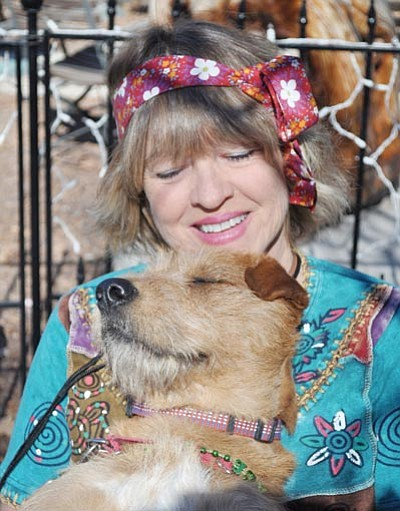 """Courtesy photo<br>United Animal Friends presents """"My Furry Valentine,"""" a special adoption event at The Beastro, 117 N McCormick St., Prescott, from noon to 3 p.m. Saturday."""