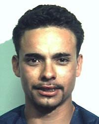 Greg Silvas, 22, of  Prescott Valley
