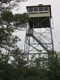 "Lookout Tower, Mt. Union, ""Top"" of Yavapai County"