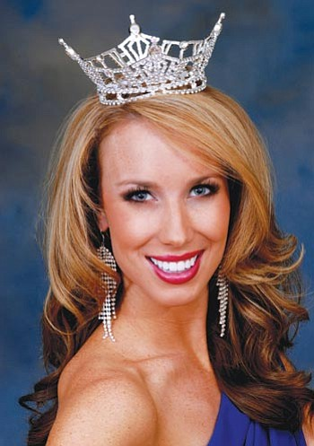 Courtesy photo<br> Miss Arizona Piper Stoeckel will be in the Prescott rodeo parade 9 a.m. Saturday, June 30.