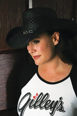 "Courtesy photo<br>Kaci Bays performs ""Classic Country Jukebox"" with Robert Shaw 7 p.m. Tuesday at the Elks Opera House."