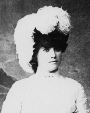 Courtesy photo<br> Nellie Cashman was one of the more well-known female business owners in Tombstone.