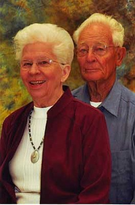 Clarence and Darlene Vosberg