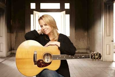 Courtesy photo<br> Mary Chapin Carpenter starts Yavapai College Performing Arts Center's new season off on a high note when she performs on its stage this Friday. The center's season lasts through April 2013.