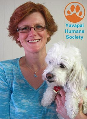 Courtesy<br>Dr. Jennifer Redmon invites you to call the Yavapai Humane Society Spay/Neuter & Wellness Clinic at 771-0547 to schedule an appointment to neuter your pet in February – National Spay/Neuter Month.