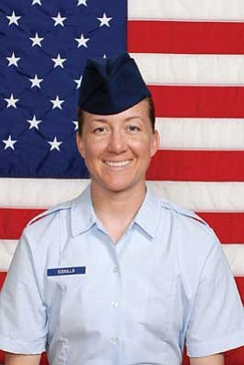 Air Force Airman 1st Class Alyssa M. Eddoll