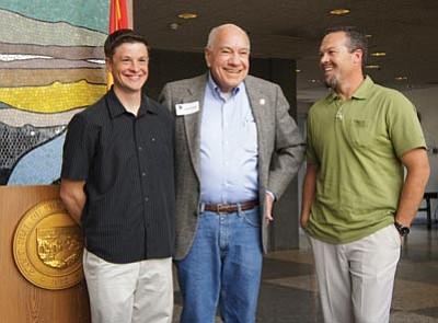 Yavapai Plumbing Heating Honored By Dept Of Veterans Services