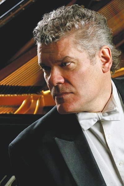 Pianist William Wolfram