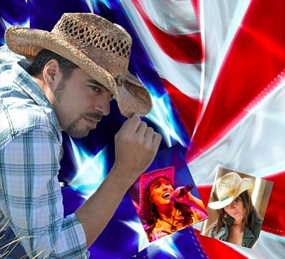 Courtesy photo<br> Pete Williams leads a tribute band that will perform songs by country music legends at the Elks Opera House 7 p.m. Sunday. Call 777-1370 or log onto www.elksoperahouse.com.