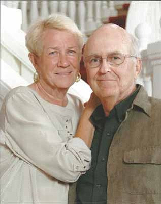 Bruce and Susan Lanning