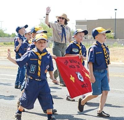 Heidi Dahms Foster, Prescott Valley Tribune/Courtesy photo<br /><br /><!-- 1upcrlf2 -->
