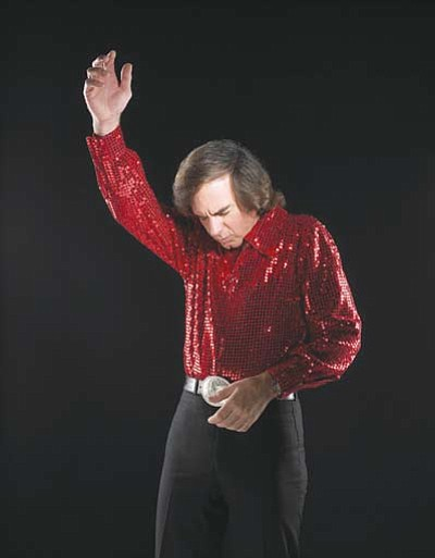 "Courtesy photo<br> ""I want the audience to feel like a Neil Diamond experience is happening,"" said Dean Colley, who will be performing the superstar's hits and some lesser-known songs at the Elks Opera House 7 p.m. Sunday, June 23."