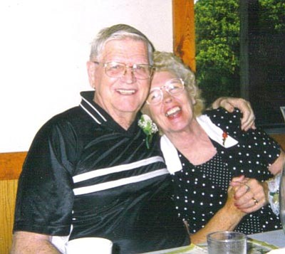 Sharon and Gordon (Bud) Kadolph