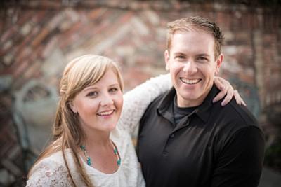 Rachelle Leann Turner and Grant Christian Fernow