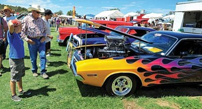 Photos Watson Lake Car Show Continues Today The Daily Courier - Where is the car show today