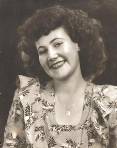Marjorie Betty Jean Comstock Steward