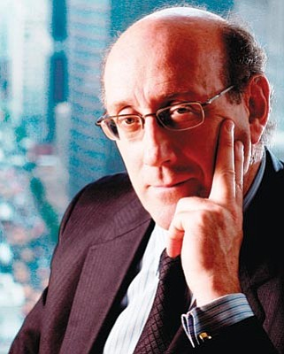Courtesy photo<br> Lawyer Kenneth R. Feinberg has assisted and administered fund disbursement for a number of national incidents, including the Boston Marathon Bombings, Virginia Tech, and others. He also worked on victims compensation fund with the U.S. government following the Sept. 11, 2001, terrorist attacks.