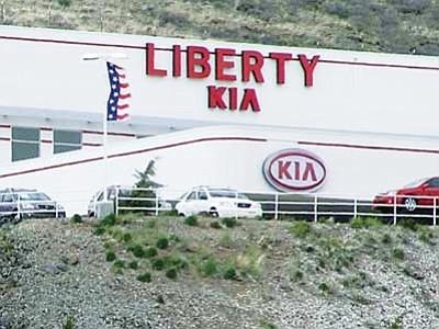 Earnhardt Buys Liberty Kia The Daily Courier Prescott Az