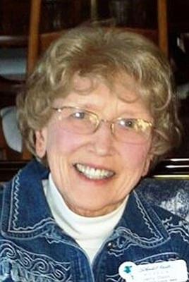 Geraldine Janet (George) Olson