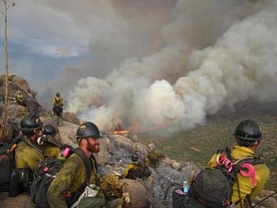 Photo Gallery Last Photos Of Granite Mountain Hotshots By
