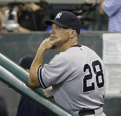 Richard Carson/The Associated Press<br>One of the main items for New York in the offseason will be whether or not Joe Girardi returns as manager.