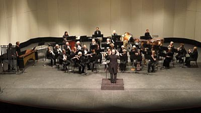 Courtesy photo<br>The Yavapai College Music Department pays homage to the Civil War with a concert 3 p.m. Sunday at the Yavapai College Performing Arts Center.