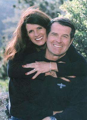 Joy and Mike Hughes