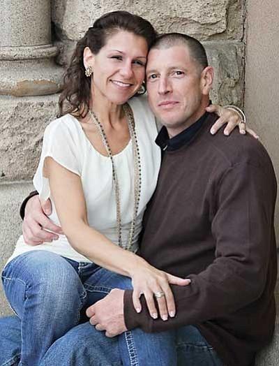 Melissa Maule and Jamie Minkus