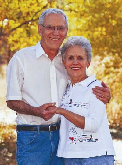 Joe and Ann Tomasic of Prescott