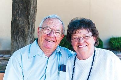 Eddie and Shirley McDaniel