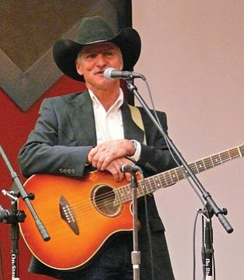 "Courtesy photos<br>Gail Steiger and Mary Kaye will headline ""A Cowboy Christmas"" at the Prescott Center for the Arts Saturday."