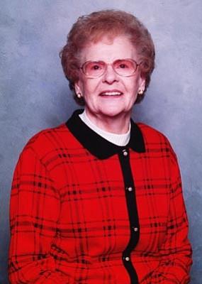 Margaret Ella Lunn McGrath