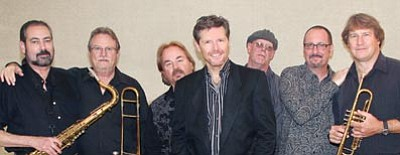 Courtesy photo<br>The Chicago Experience plays at the Elks Opera House 7 p.m. Saturday.