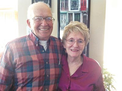 Tom and Joyce Bueter
