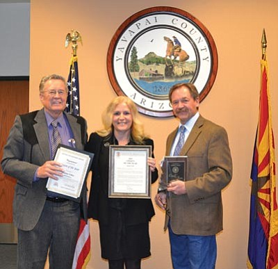 Yavapai County Sheriff's Office names Janine Tolly its