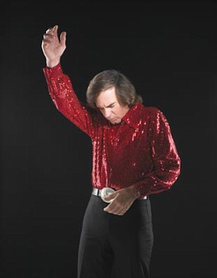Courtesy<br>Dean Colley headlines a Neil Diamond tribute act 7 p.m. Saturday at the Elks Opera House.