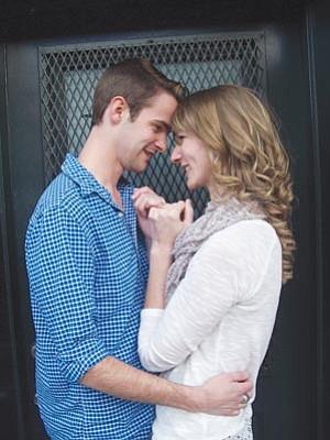 Nolan Sturdevant and Christina Horn