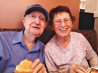 Betty and Hank Reffert