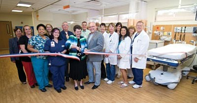 VA Hospital opens expanded emergency department | The Daily Courier ...
